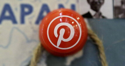 The Pinterest revolution on photos, recipes and tutorials