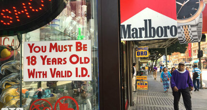 California raises smoking age to 21, other states set to follow
