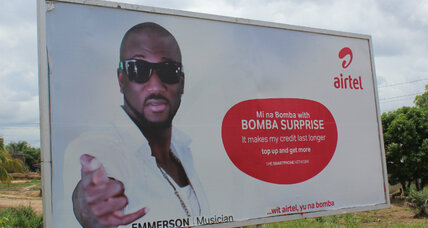 Sierra Leone's politically minded pop star captures his country's ear