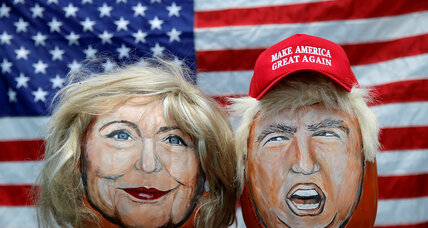 Clinton and Trump: Foreign-policy odd couple with their parties?