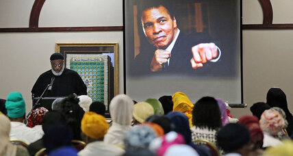 The religious journey of Muhammad Ali, 'ambassador' of Islam