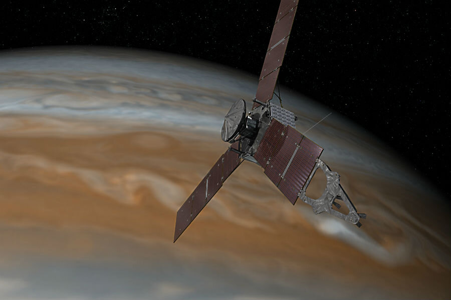 Countdown to arrival at Jupiter: What will Juno find?