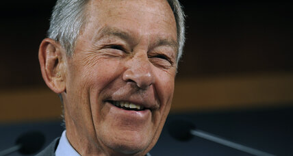 Former GOP senator and Ohio Gov. George Voinovich dies