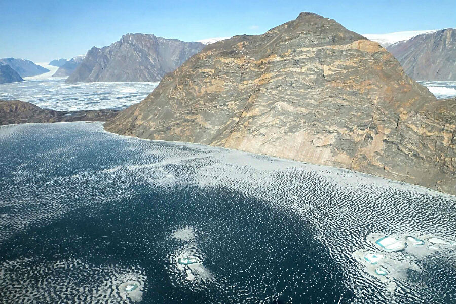 'Arctic amplification' to blame for Greenland's ice melt, scientists say