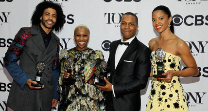 History-making Tony Awards torn between sadness and celebration