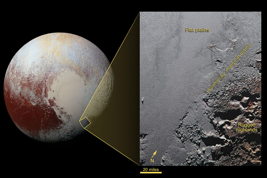 Newest photo of Pluto stuns scientists