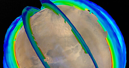 NASA finds a better way to investigate Martian dust storms