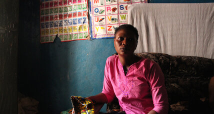Ebola's aftermath in Sierra Leone: 'this is how I know women are so strong'