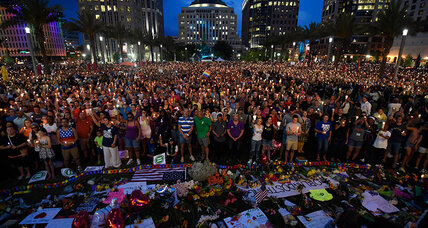 In Orlando, grief tempered by a deepening resolve