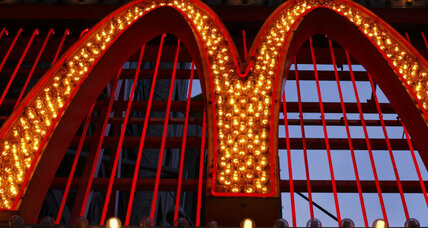 To attract young professionals, McDonald's moves back to Chicago (+video)