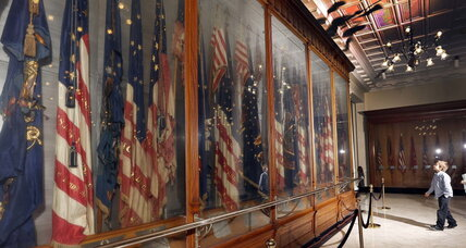 As US celebrates Flag Day, one state ponders how to preserve flags of yore