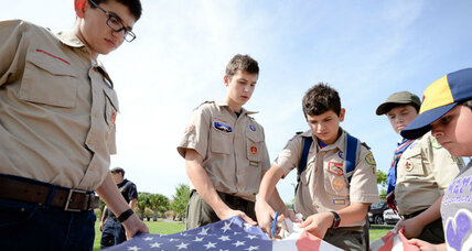 Boy Scouts 100 years ago vs. now: What's changed?