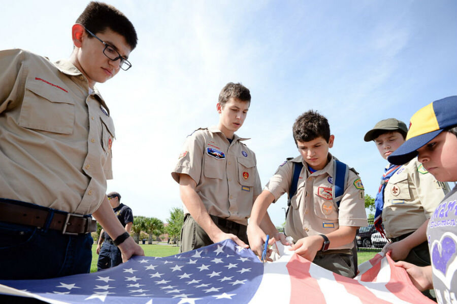 Boy Scouts 100 years ago vs  now: What's changed