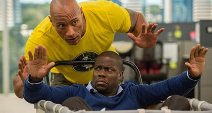 Dwayne Johnson, Kevin Hart of 'Central Intelligence' on chemistry in comedy