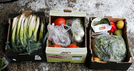 Putting food waste back in the food chain