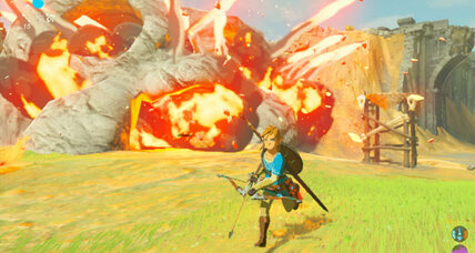 Why the new 'Legend of Zelda' won't have a female hero