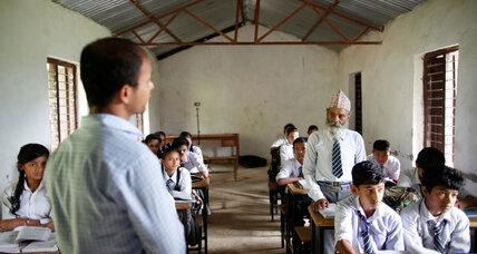 It's never too late to learn, says a 68-year-old 10th grader