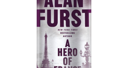 'A Hero of France' takes readers deep into Occupied Europe