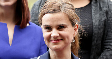 Britain's Jo Cox tragedy brings moment of unity to divisive politics