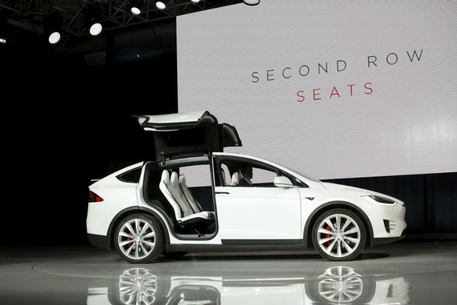 Can Tesla Model X tow? Maybe not  - CSMonitor com