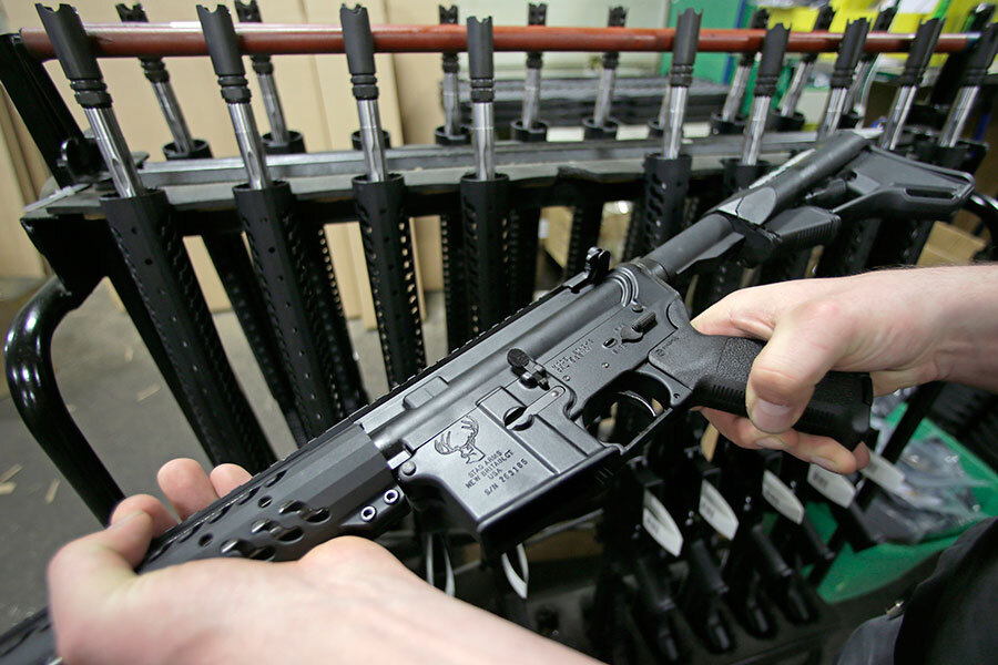 Why Gun Experts Don T Support Banning Or Buying Bump Stocks