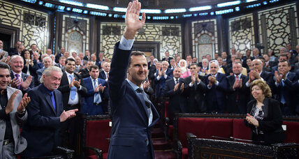 How 51 American diplomats are determined to stop Assad