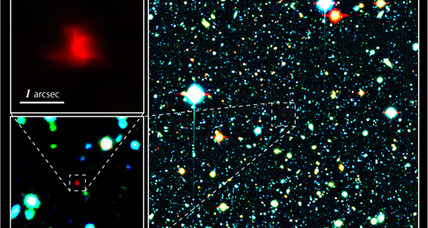 Oldest oxygen in the universe could solve mystery of star formation