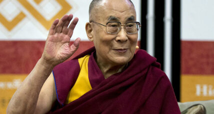 Why the Dalai Lama will talk to US mayors about peace