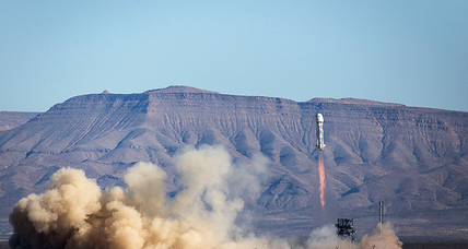How to watch Blue Origin's rocket launch live