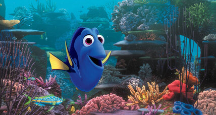 Absentminded fish sets box office record with new movie 'Finding Dory'
