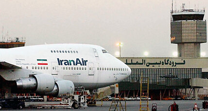 Boeing signs major deal to sell aircraft to Iran Air
