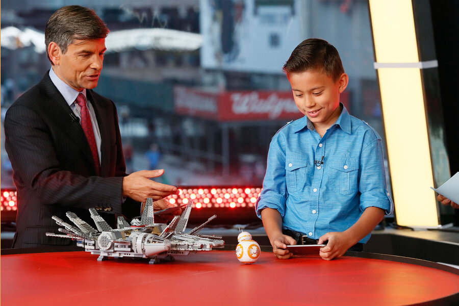 How a little spherical robot is teaching kids to code