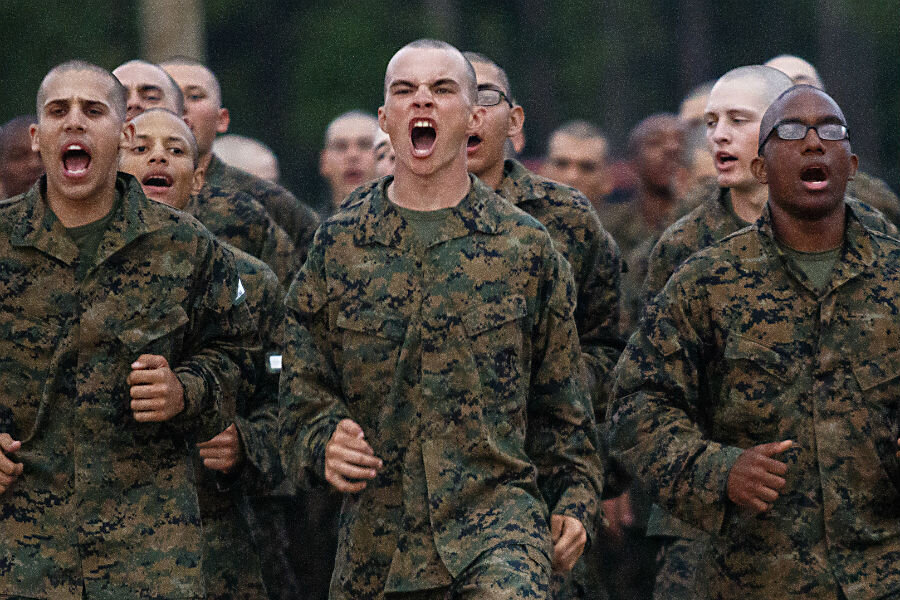 New Marine Corps Fitness Standards Women And Men Are
