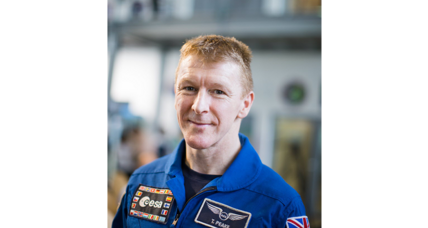 British astronaut Tim Peake's next mission: inspiring the next generation