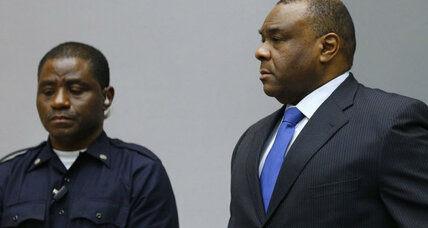 In historic war crimes ruling, former Congo rebel leader sentenced to 18 years