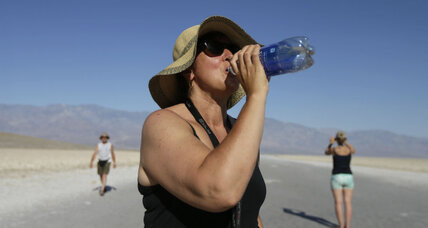 How charities are helping the Southwest cope with scorching heat