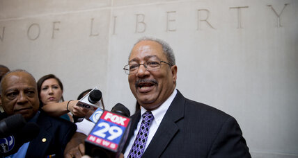 Rep. Chaka Fattah found guilty of corruption. A sign a changing times?