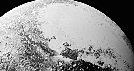 Does Pluto harbor a hidden liquid ocean?