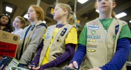 Girl Scouts stir up baking mixes for home cooks