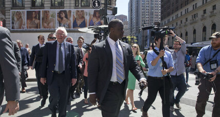 How Sanders remaining in race is costing taxpayers