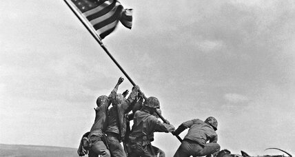 Who was the mysterious sixth Marine in the iconic Iwo Jima photo?