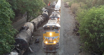 Are railroads up to speed? Investigators say no