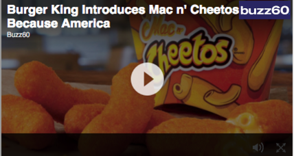 Mac n' Cheetos: Can BK's latest side be the new Doritos Locos Taco?