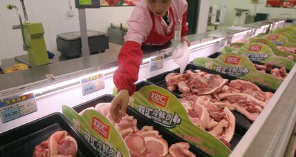 Why the Terminator is telling Chinese to eat less meat