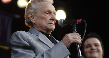 Bluegrass world remembers Ralph Stanley of 'O Brother' fame