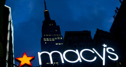 Macy's to close 100 more stores. Is the department store era ending? (+video)