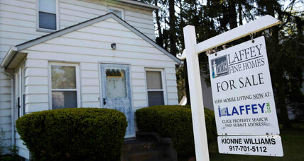 Restrictions on credit leave homeownership rates low