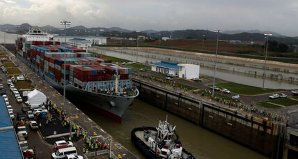 How the improved Panama Canal could change world trade