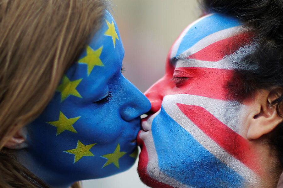 Will there be a second referendum on the UK leaving the European Union?