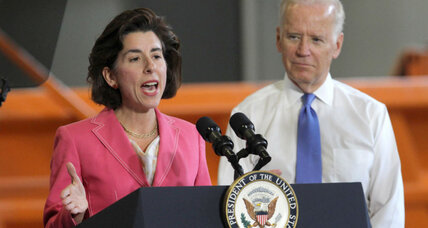 How Rhode Island's governor aims to rebuild the state's economy